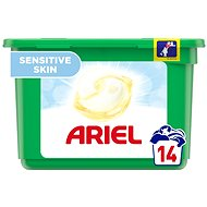 ARIEL Sensitive 3in1 14 ks (14 praní) - Kapsle na praní