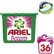 ARIEL Touch of Lenor 3in1 36 ks (36 praní) - Kapsle na praní