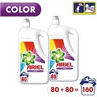 ARIEL Color 2 × 4,4 l (160 praní) - Prací gel