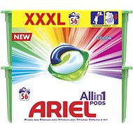 ARIEL Color 3in1 56 ks - Kapsle na praní