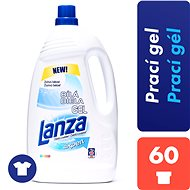 LANZA Expert Gel White 3,96 l (60 praní) - Prací gel