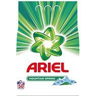 ARIEL Mountain Spring 3,75kg (50 praní) - Prací prášek