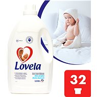 LOVELA Gel White 3l (32 washes) - Detergent