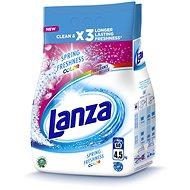 LANZA Spring Freshness 4,5 kg (60 praní) - Prací prášek