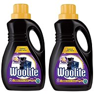 WOOLITE Dark, Black & Denim 2 × 1 l (32 praní) - Sada drogerie
