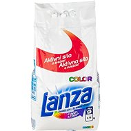 LANZA Fresh & Clean Color 6,75 kg (90 praní) - Prací prášek