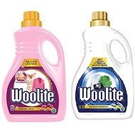 WOOLITE Extra Delicate 2 l (33 praní) + WOOLITE Extra Complete 2 l (33 praní) - Sada