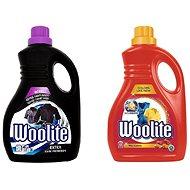 WOOLITE Extra Dark 2 l (33 praní) + WOOLITE Extra Color 2 l (33 praní) - Sada drogerie
