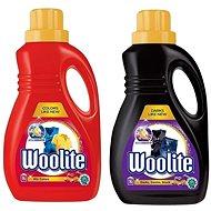 WOOLITE Mix Colors 1 l (16 praní) + WOOLITE Dark, Black & Denim 1 l (16 praní) - Sada drogerie