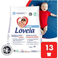 LOVELA Powder Colour 1,625kg (13 loads) - Detergent