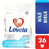 LOVELA Prášek bílá 3,25 kg (26 praní) - Prací prášek