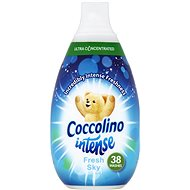 COCCOLINO Intense Fresh Sky 570 ml (38 praní) - Aviváž