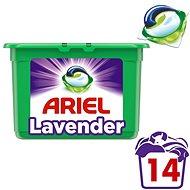 ARIEL Lavender Fresh 3v1 14 ks - Kapsle na praní
