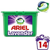 ARIEL Lavender Fresh 3in1 14 ks - Kapsle na praní