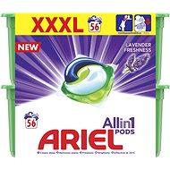 ARIEL Lavender Fresh 3v1 56ks - Kapsle na praní