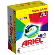 ARIEL Liquid Color 3in1 84 ks - Kapsle na praní