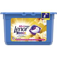 LENOR Silk Orchid 3v1 14 ks