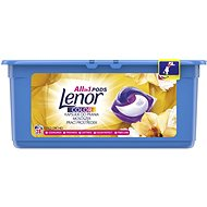 LENOR Silk Orchid 3v1 28 ks