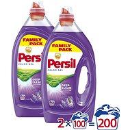 PERSIL 360° Color Gel Lavender Freshness 2 × 5 l (200 praní) - Prací gel