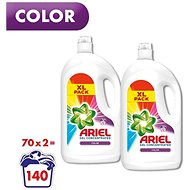 ARIEL Color 2× 3,85 l (140 praní)