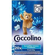 COCCOLINO Intense Fresh Sky 20 ks - Ubrousky do sušičky