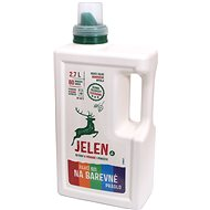 JELEN Washing Gel for Coloured Laundry 2.7l (60 Washes) - Eco-Friendly Gel Laundry Detergent