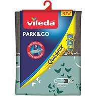 VILEDA Park&Go cover turquoise - Ironing Board Cover