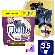 WOOLITE DARK Keratin XL 2in1 35 ks - Kapsle na praní