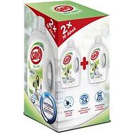 Prací gel SAVO Barevné i bílé prádlo 2× 3,5 l (140 praní) - Prací gel