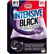 K2R Intensive Black 20 ks - Ubrousky do pračky