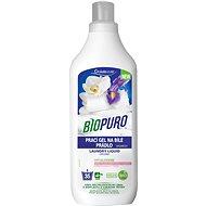 BIOPURO Tekutý prací gel na bílé prádlo 1 l (35 praní) - Eko prací gel