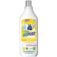 BIOPURO Organický tekutý prací gel pro citlivou pokožku a miminka 1 l (35 praní) - Eko prací gel