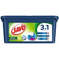 SAVO Color and white linen 45 pieces - Washing Capsules