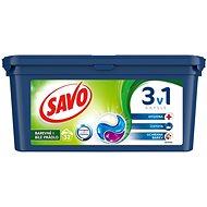 SAVO Barevné i bílé prádlo 3in1 45 ks - Kapsle na praní