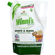 WINNI'S Bucato and Mano Ecoformato 814ml (22 washes) - Eco-Friendly Gel Laundry Detergent