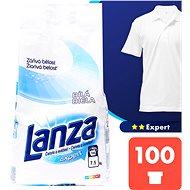 LANZA Expert Bílá 7,5 kg (100 praní) - Prací prášek