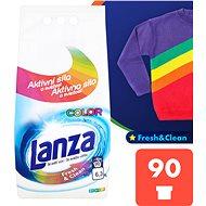 Prací prášek LANZA Fresh&Clean Color 6,3 kg (90 praní) - Prací prášek