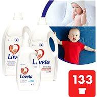 LOVELA Gigapack Color 9,4 l (133 praní)  + aviváž zdarma - Tekutý prací prostředek