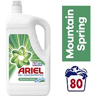 ARIEL Mountain Spring 4.4l (80 washes) - Gel Detergent