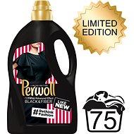 PERWOLL Black Rethink Fashion 4,5 l (75 praní) - Tekutý prací prostředek