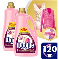 WOOLITE Delicate & Wool 2 × 3.6 l (120 washes)