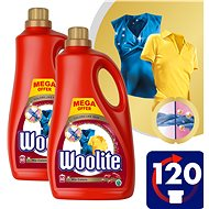 WOOLITE Mix Colors 2 × 3.6 l (120 washes)