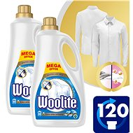 WOOLITE Extra White Brillance 2 × 3.6 l (120 washes)
