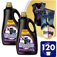WOOLITE Dark, Black & Denim 7,2 l (120 praní) - Tekutý prací prostředek