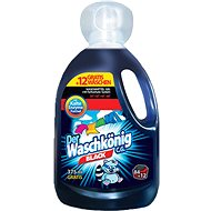 DER WASCHKÖNIG Washing Gel, Black, 3.3l (94 Washes) - Gel Detergent