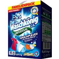 DER WASCHKÖNIG Prací prášek Universal 4,5 kg (61 praní) - Prací prášek