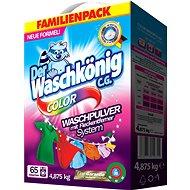 DER WASCHKÖNIG Prací prášek Color 4,5 kg (61 praní) - Prací prášek