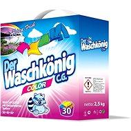 DER WASCHKÖNIG Prací prášek Color 2,25 kg (30 praní) - Prací prášek
