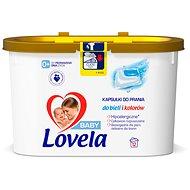 LOVELA Baby gelové kapsle na praní 12 ks - Kapsle na praní