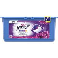 LENOR Amethyst Color All in 1 (28 ks) - Kapsle na praní